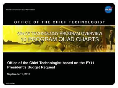 Game-Changing Technology Program