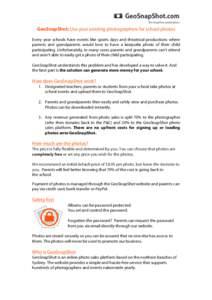 Microsoft Word - GeoSnapShot for schools v6.docx