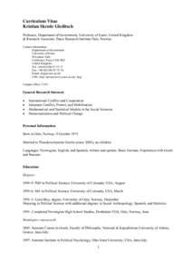 Microsoft Word - KSG Curriculum Vitae.docx