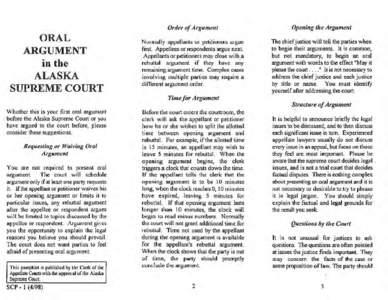 Alaska Court Records Search