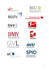 1  2 Public Consultation on the review of the EU copyright rules