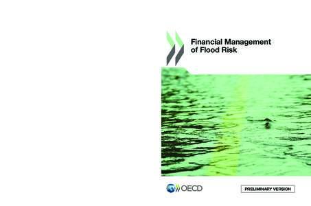 Financial Management ofFlood Risk  Financial Management ofFlood Risk  Financial Management ofFlood Risk