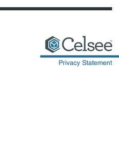 Privacy Statement  Privacy Policy This privacy policy has been compiled to better serve those who are concerned with how their 'Personally Identifiable Information' (PII) is being used online. PII, as described in U