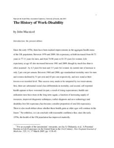 an introduction to the history of welfare program in the united states Welfare statistics and demographics, including what percent of whites total federal government spending on welfare programs annually (not including food stamps or unemployment) number of us states where welfare pays more than the average salary of a us teacher: 8.