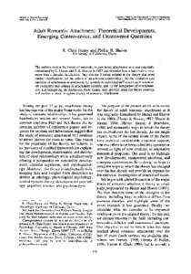 Review of General Psychology 2000, Vol. 4, No. 2, Copyright 2000 by the Educational Publishing Foundation/$5.00 DOI:
