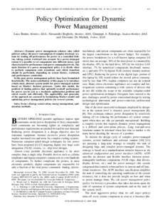 computer aided power system design and Computer-aided design is a leading international journal that provides academia and industry with key papers on research and developments in the.