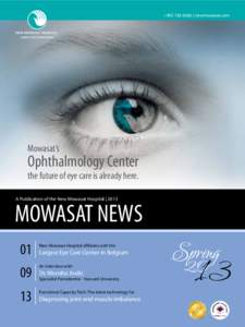 + | newmowasat.com  Mowasat's Ophthalmology Center the future of eye care is already here.