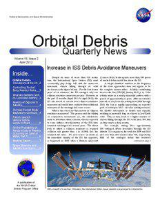 National Aeronautics and Space Administration  Orbital