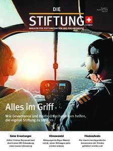 Ausgabe 2 September,80 CHF Alles im Griff Wie Governance und Kontrollmechanismen helfen,