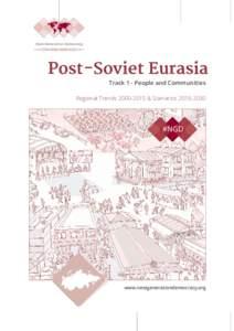 Post-Soviet Eurasia  Oceania #NGD