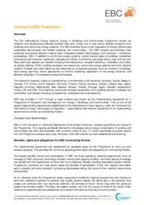 Energy / Energy economics / Energy policy / International Energy Agency