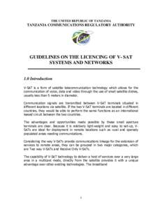 Microsoft Word - VSAT GUIDELINES final_2_.doc
