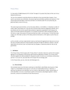 Microsoft Word - Dimensions Network Privacy Policy Rev0002.docx