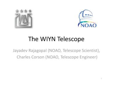 Microsoft PowerPoint - NOAO EPDS-workshop_rev.pptx