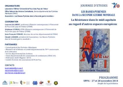 Pau idmarch document search engine - Office departemental des anciens combattants ...