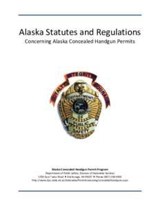 Alaska Statutes | FindLaw