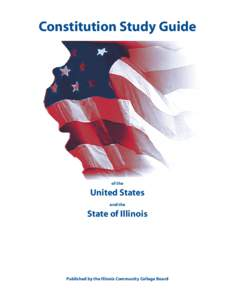 Constitution Study Guide  of the United States and the